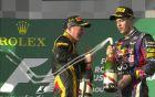 Гран-При Австралия. Первая победа в сезоне 2013.