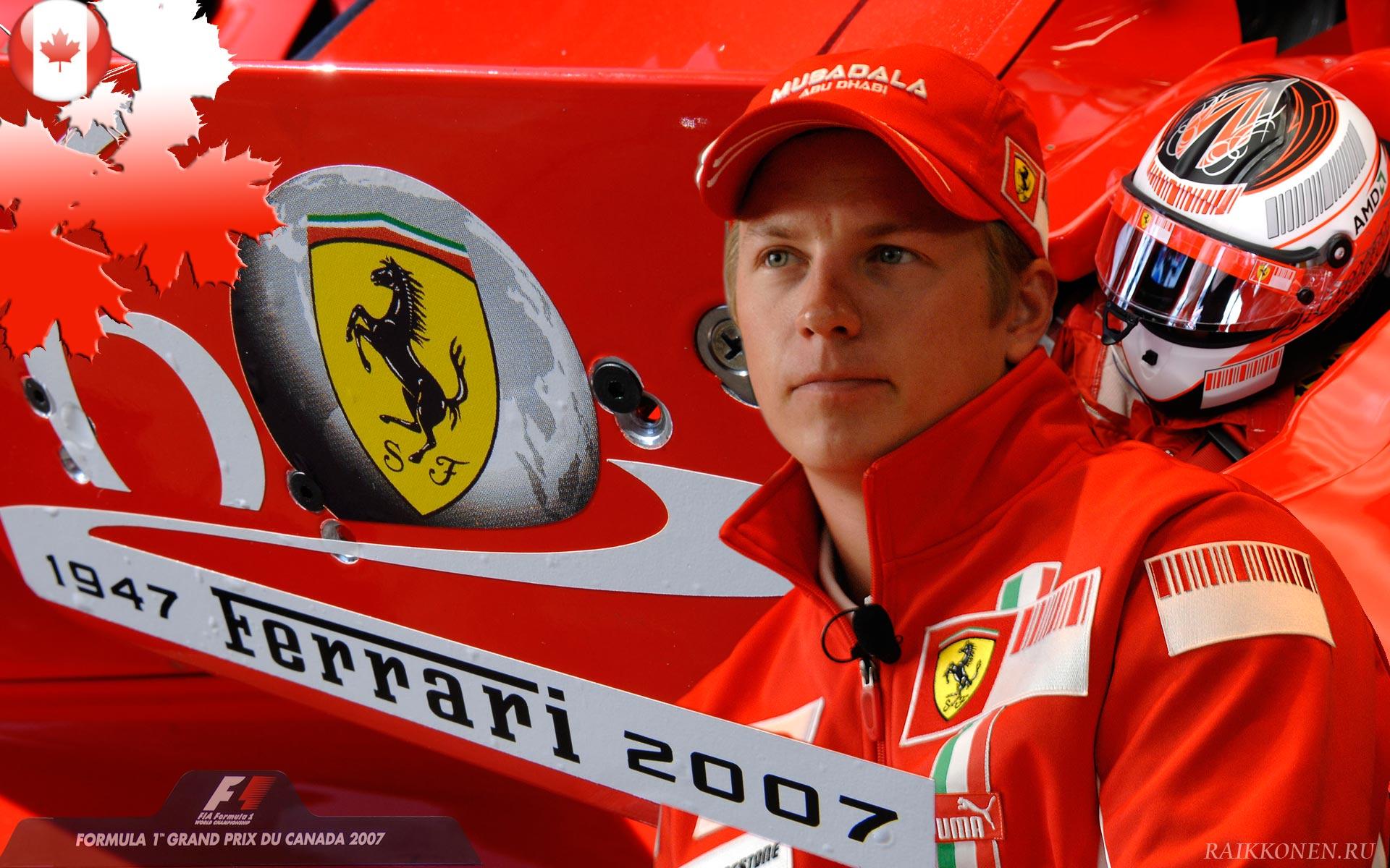 Kimi Raikkonen Wallpapers Can1920_01