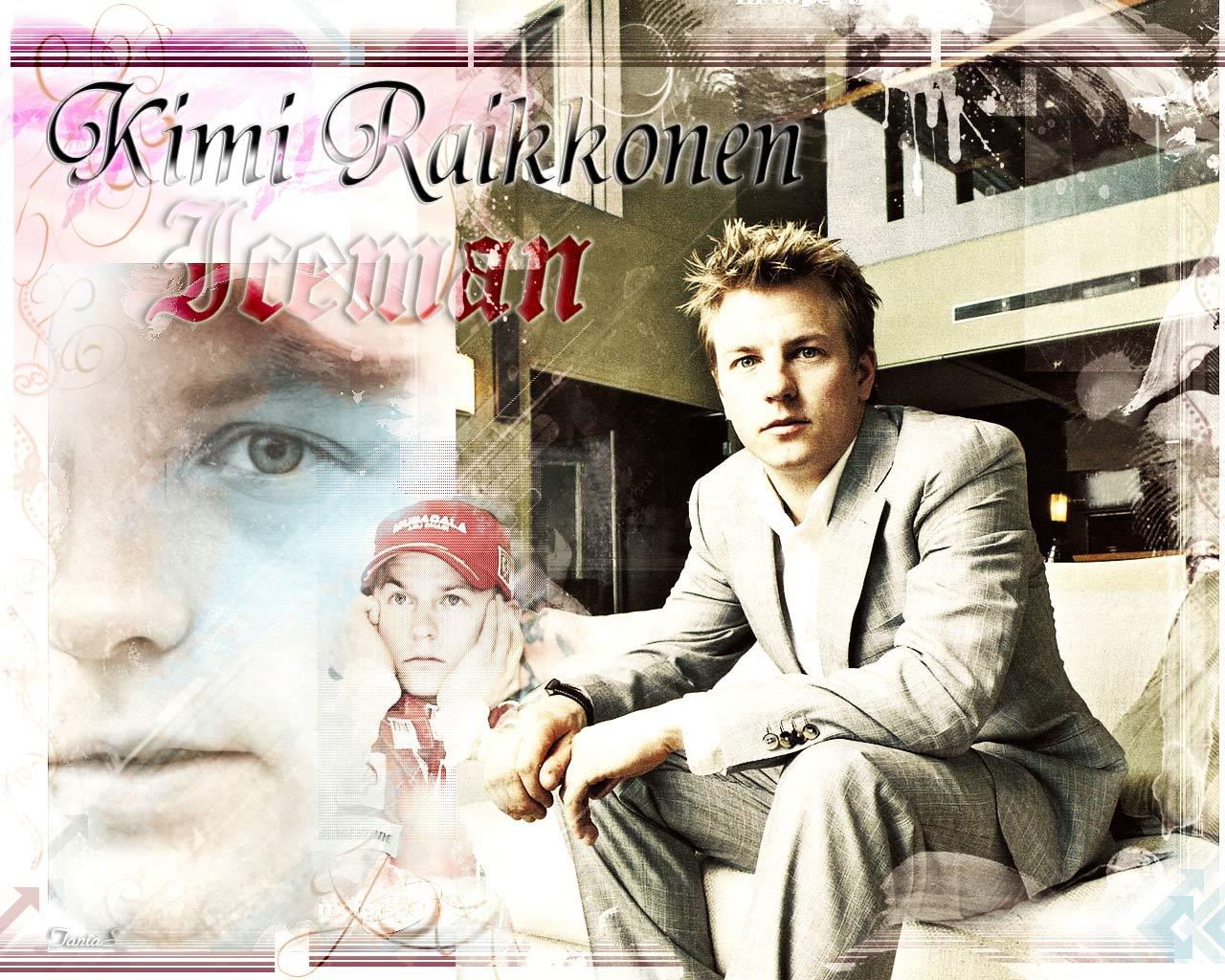 Kimi Raikkonen Wallpapers Kimi_w1280